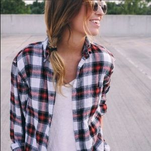 Urban Outfitter | BDG Olly Flannel Shirt